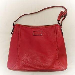 NWOT Kate Spade Tassle Shoulder Bag 👠🖤👠
